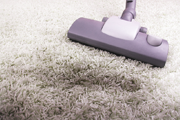 deep cleaning with hoover